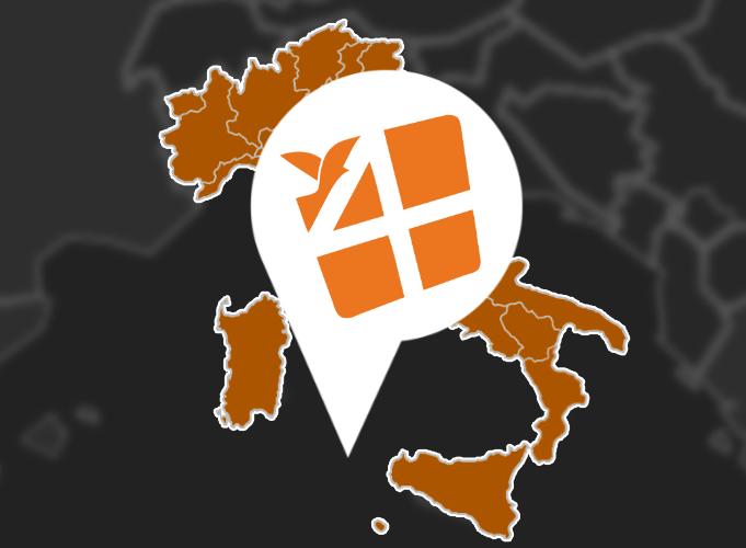 I Rivenditori Target Cross in Italia